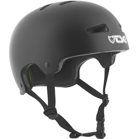 TSG Evolution Solid Color Bike Helmet black
